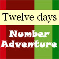 Twelve Days: Number Adventure